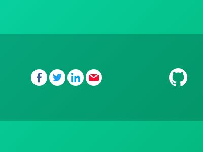 Minimal jQuery Social Share Button Plugin For jQuery - Sharetastic