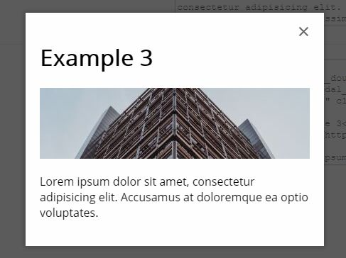 Minimalist Inline Modal/Popup Plugin With jQuery - simplePopup