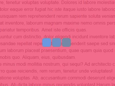 Minimalist Loading Overlay Plugin With jQuery - overlay.js