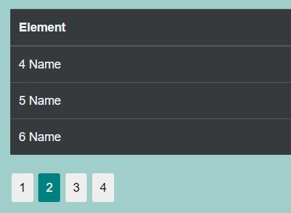 Easy Data Table Generator with jQuery and JSON - Tabulator | Free