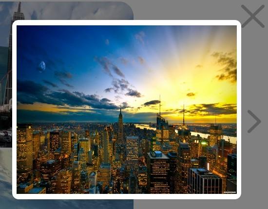 Minimalist jQuery Image Gallery & Lightbox Plugin - jGallery