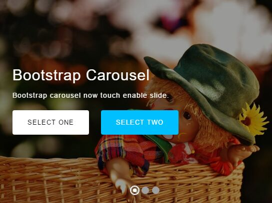 Mobile-friendly Carousel / Slideshow Plugin With jQuery And Bootstrap