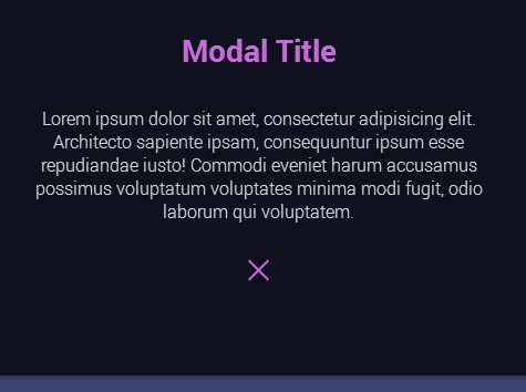 Modal-Like Sliding Panel with jQuery and CSS3