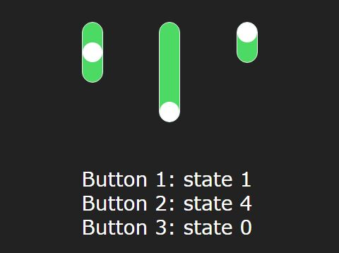 Multi-state Toggle Switch Plugin with jQuery - SwitchStateButton