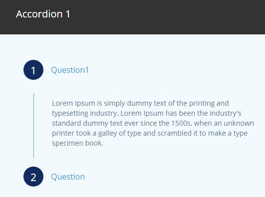 Multilevel Q&A Accordion Plugin With jQuery - accordion.js