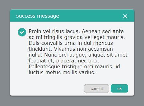 Lightweight Notification Dialog Popup Plugin - jQuery Notifier