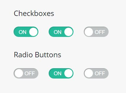 Basic ON/OFF Toggle Switches In jQuery - Switcher
