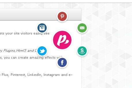 One-Click Social Button Plugin - ClassySocial