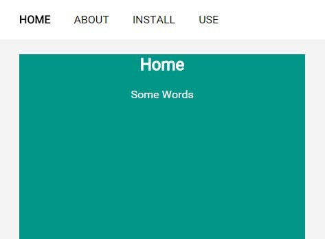 One Page Scroll Navigation Plugin with jQuery - pageNav