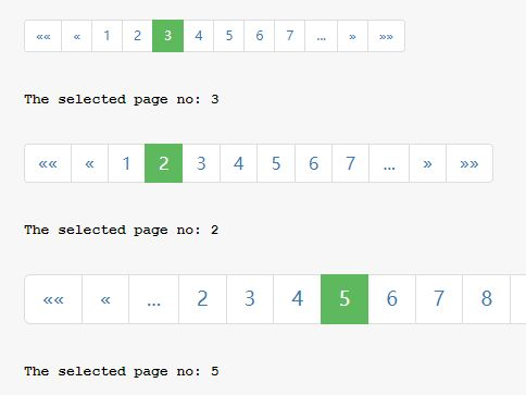 Configurable & Themeable Pagination Plugin With jQuery - amPagination