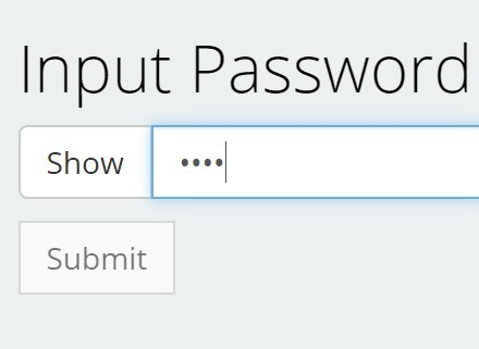 Password Strength Validatior with jQuery - PassStrength