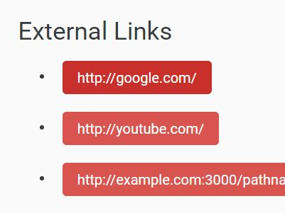 Performant External / Internal Link Checker With jQuery