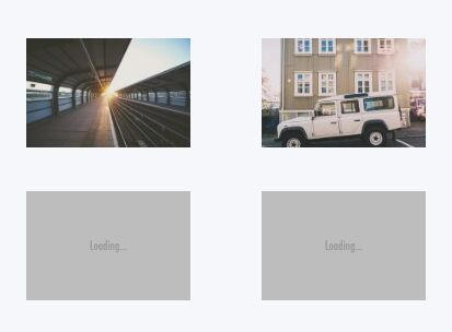 Performant Image Lazy Loading Plugin with jQuery - imglazy