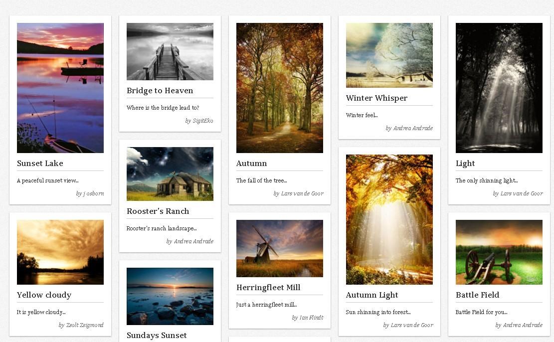 Pinterest: JQuery Pinterest Plugins