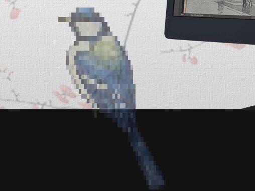 jQuery Plugin For Pixel Brush Animations - Pixelbrush.js