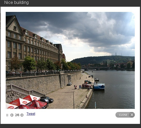 Powerful jQuery Lightbox Plugin - Pretty Photo