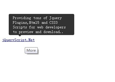 Pure CSS3 Tooltip