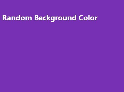 random background color fader with jquery and jquery ui