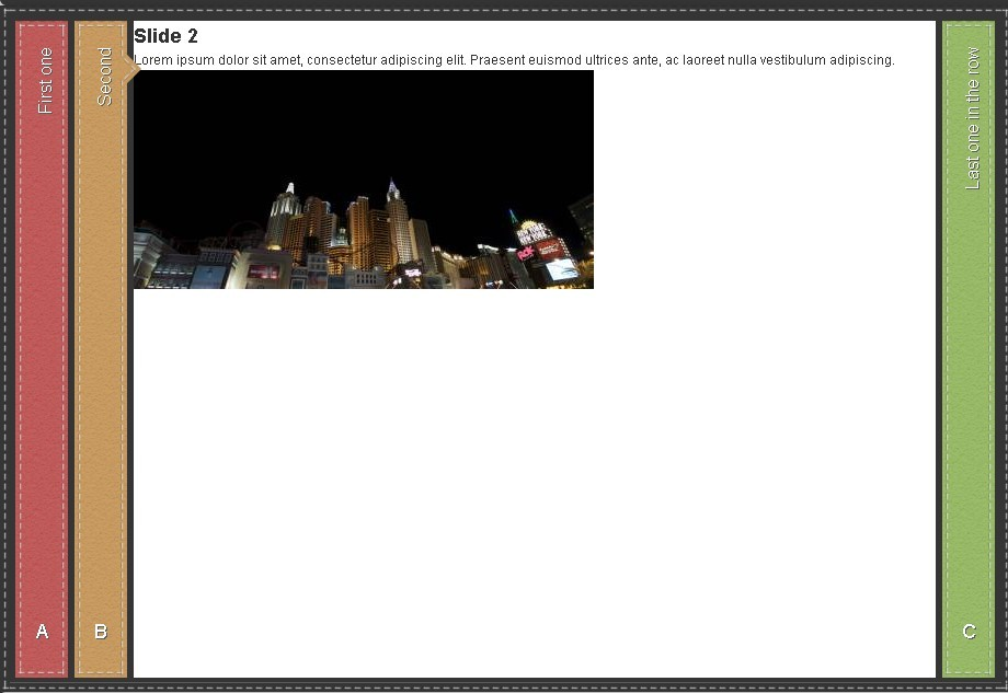 Responsive & Animated jQuery Accordion Plugin - conventAccordion