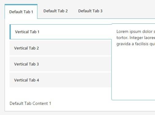 Responsive Cross-Platform Tabs Plugin For jQuery - easyResponsiveTabs