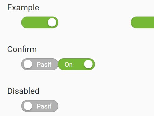 Responsive Customizable Toggle Switch Plugin - hurkanSwitch