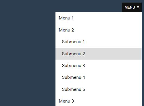 Responsive Dropdown Menu Plugin For jQuery - responsive-menu.js