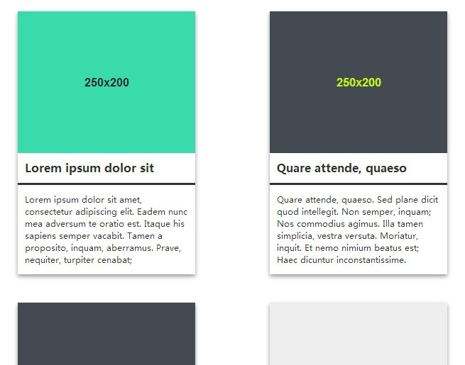 Responsive & Dynamic jQuery Grid Layout Plugin - Brick Folio