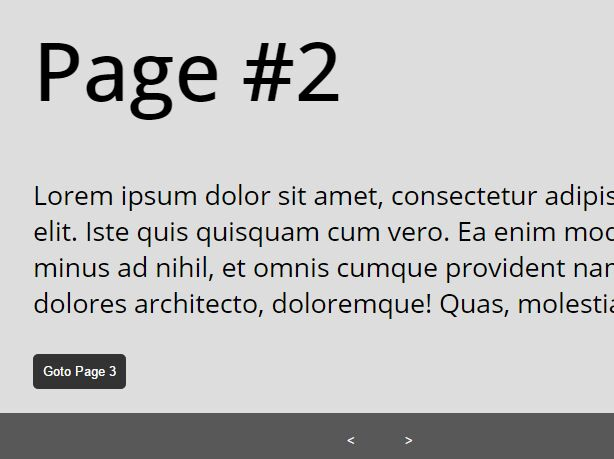 Responsive Full-window Page Slideshow Plugin With jQuery - scheme.js