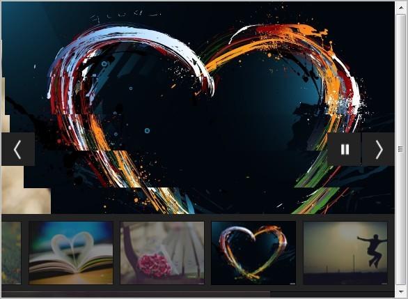 Responsive Fullscreen jQuery Slideshow Plugin - Responsive_DG_Slider