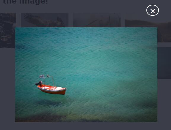 Minimal Responsive Image Lightbox With jQuery