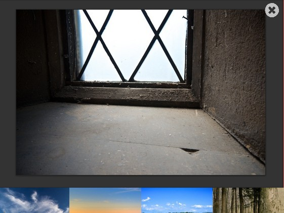 Responsive Lightbox Gallery Plugin with jQuery and HTML5 - superbox