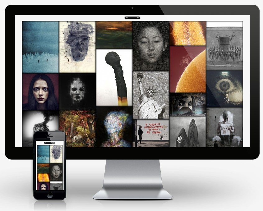 Responsive and Mobile-Friendly jQuery Gallery Plugin - galereya
