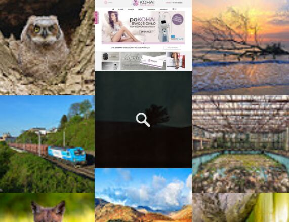 Responsive Mosaic Grid For Images - jQuery Mosaic