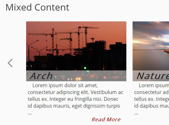 Responsive Multi-slide Carousel Plugin With jQuery - Multislider