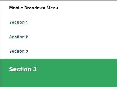 Responsive One Page Navigation Plugin with jQuery - Nav Scroll