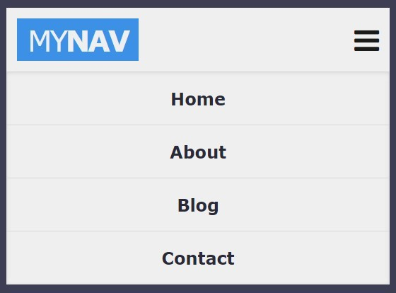 Responsive Site Navigation with jQuery and Checkbox Hack