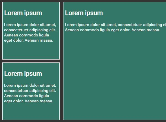Responsive Square Grid Layout For jQuery - Square.js