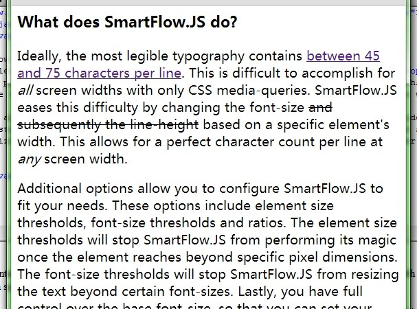 Responsive Text Au<font color='red'>to-r</font>eszing Plugin with jQuery - smartflow