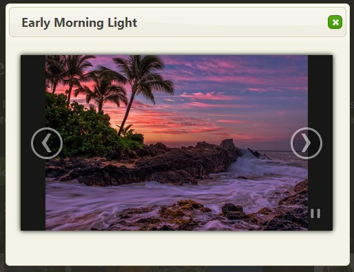 Responsive & Touch-Friendly Image Gallery Plugin For jQuery and jQuery UI