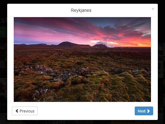 Responsive & Touch-Friendly jQuery Image & Video Gallery Plugin