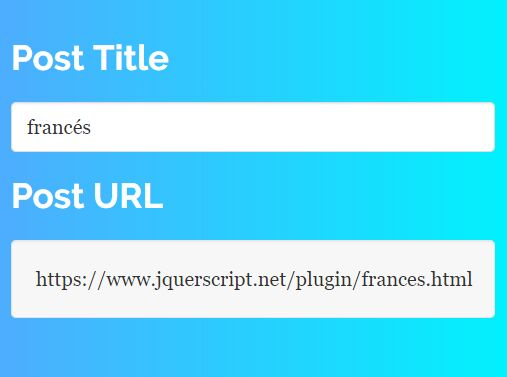Generate SEO-friendly URL Slugs From Titles - TitleSeoUrl