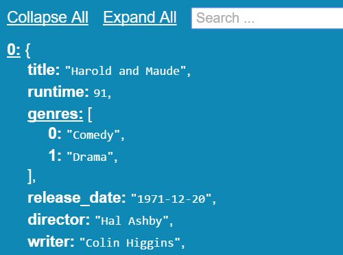 Searchable And Collapsible JSON Viewer With jQuery - jsonbrowser.js