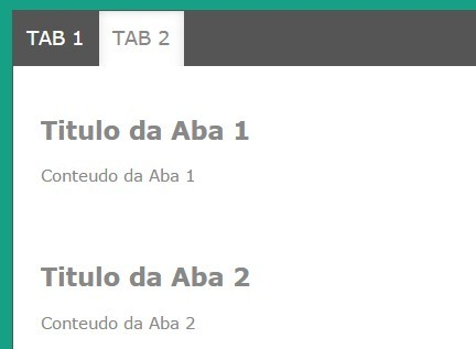 Semantic Re-useable jQuery Tabs Plugin - Tabs