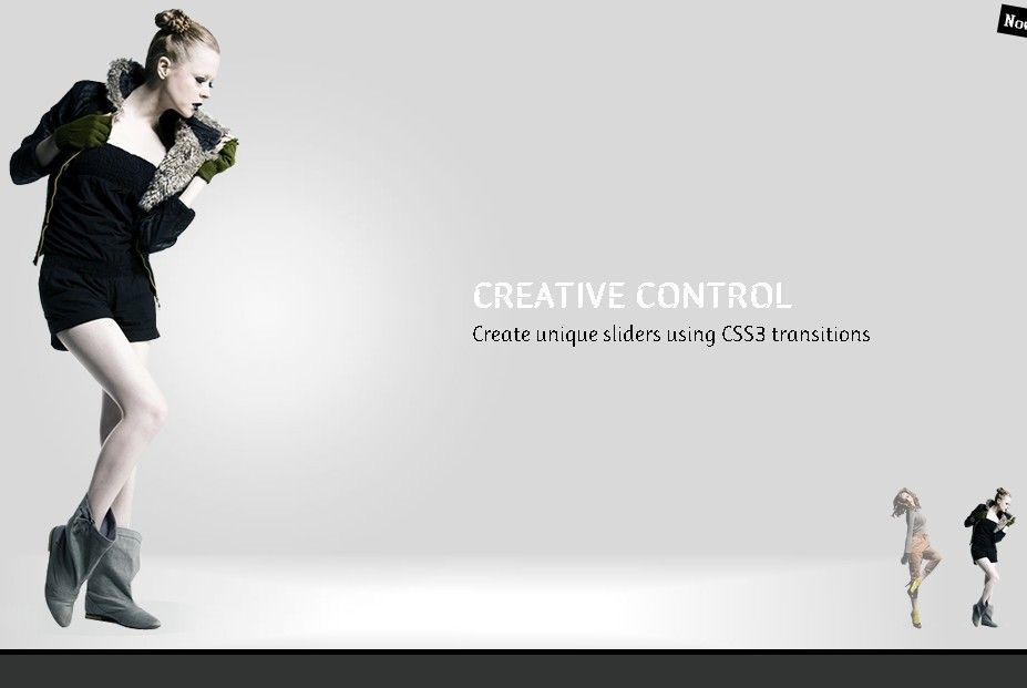 Sequence - Responsive Slider With Jquery and CSS3