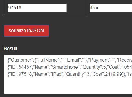 Serialize Form Data Into JSON Object In jQuery - serializeToJSON