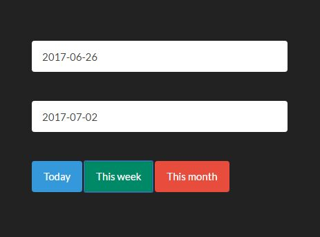 Set The Data Range With jQuery - set-date-range.js
