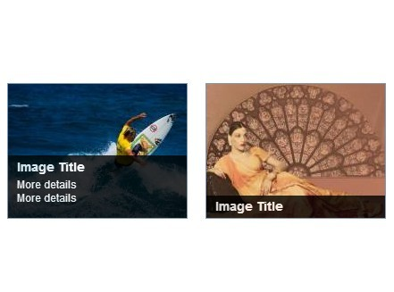 Simple Animated Image Caption Plugin For jQuery  - imageTitle