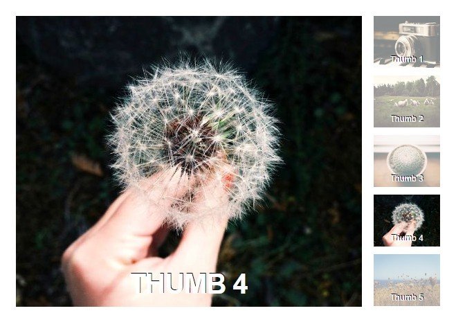 Simple automatic image rotator plugin with jquery free - Jquery rotate div ...