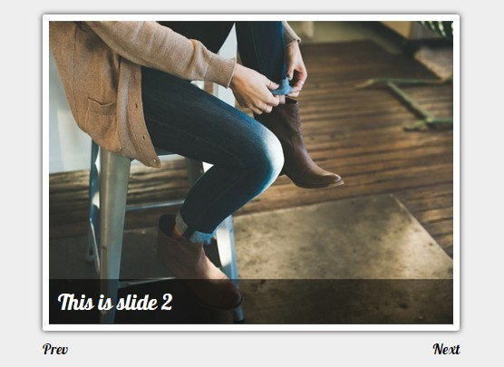 Simple Automatic Image Slider jQuery Plugin - WX-Slider