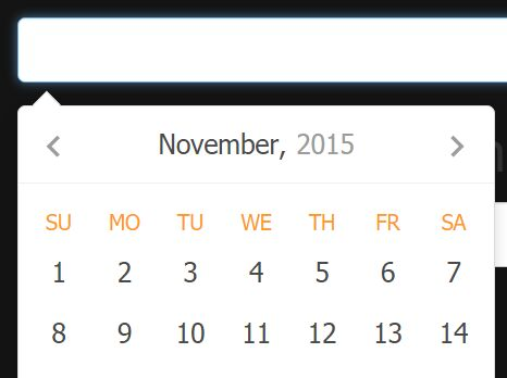 Simple Clean Date Picker Plugin with jQuery - Air Datepicker